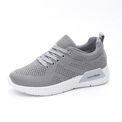New Design Breathable Lightweight Sneakers Shoes