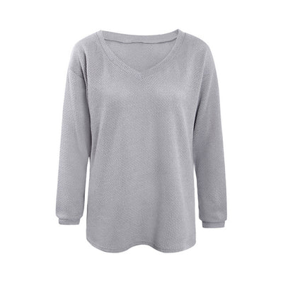 Casual Ladies Jumper Autumn Winter Sweater