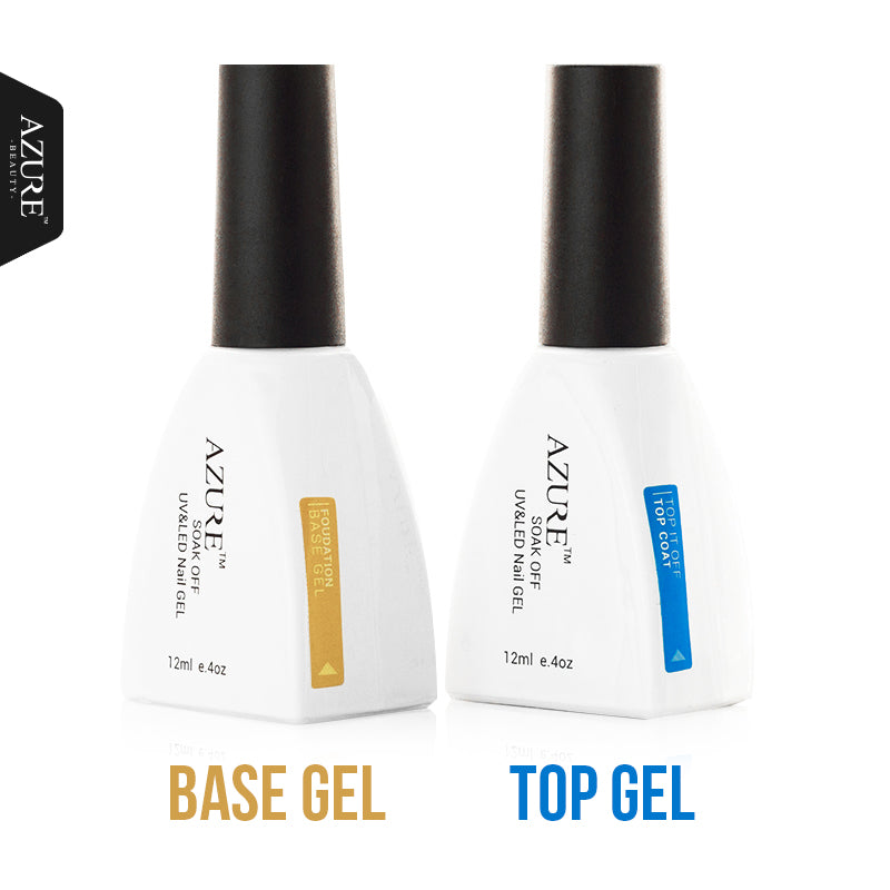 Hot Sale Top Coat Gel Base Coat Primer  Soak Off - buyaddict