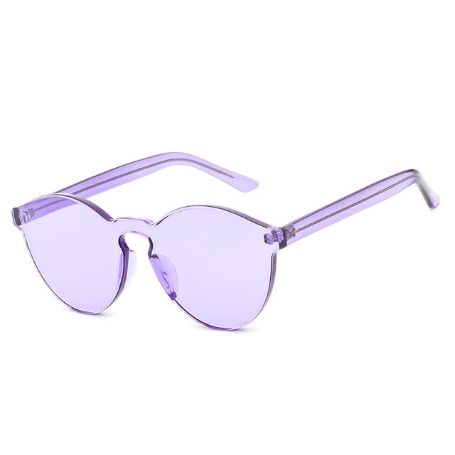 Fashion Women Sunglasses Cat Eye Shades Luxury - buyaddict