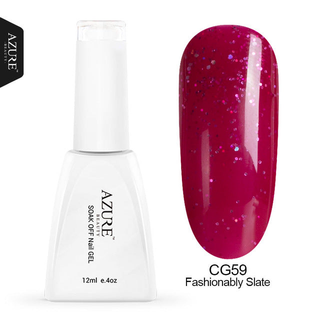 Newest UV Nail Gel Polish Soak off Long Lasting