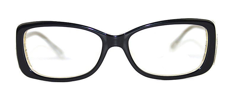 Vintage eyeglasses frame prescription designer
