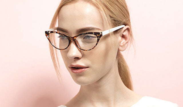 Women Glasses Frame Clear Lens Vintage Eyewear Hot Sale Women glasses