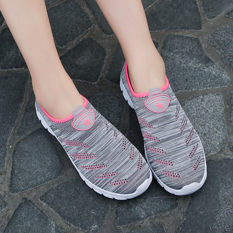 Running Shoes Lightweight Outdoor Sneakers - buyaddict