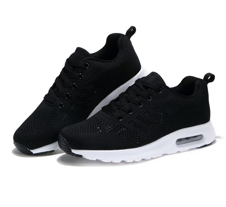 Air Cushion Sneakers Max Comfortable Flywire Design