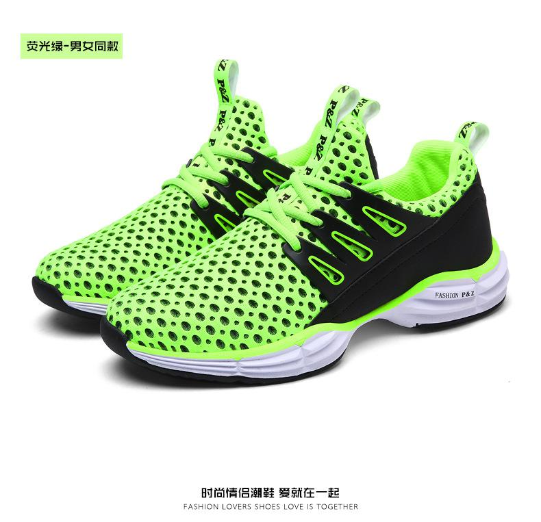 New Breathable Running Shoes Sport Sneakers