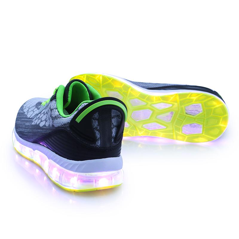 New LedOutdoor Sport Running Shoes Lovers Zapatilla Light