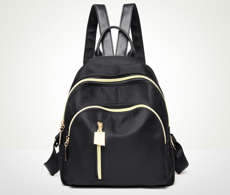 Korean version of the Oxford cloth summer fashion wild ladies girl backpack - buyaddict