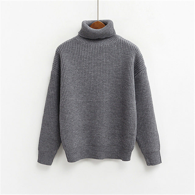 Women Thick Sweater