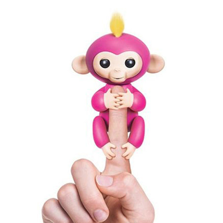 Authentic Fingerlings Interactive Finger Monkeys WowWee Smart Toy  Kid Gift