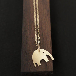 Load image into Gallery viewer, Elephant Necklace-AF HOUSE