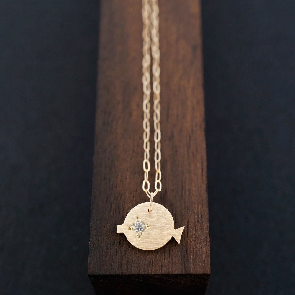 Baby Fish Necklace