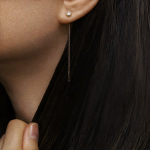 3-mm-diamond-disc-drop-chain-earring