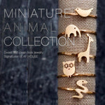 Miniature Animal Rings
