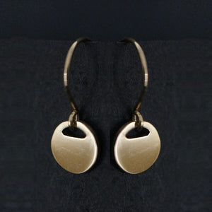 CIRQLE ID TAG EARRINGS-AF HOUSE