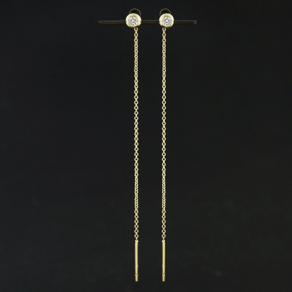 4-mm-diamond-disc-drop-chain-earring