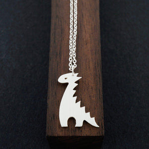 Load image into Gallery viewer, Godzilla Necklace-AF HOUSE