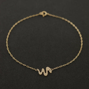 MINIATURE ANIMAL CHAIN BRACELET-AF HOUSE