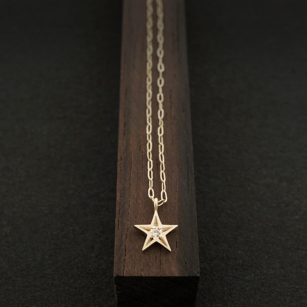 Star Necklace-AF HOUSE