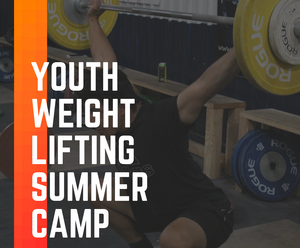 Youth Weightlifting Camp