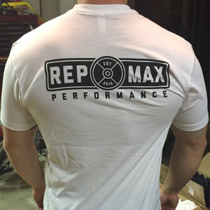Rep Max Performance (white)