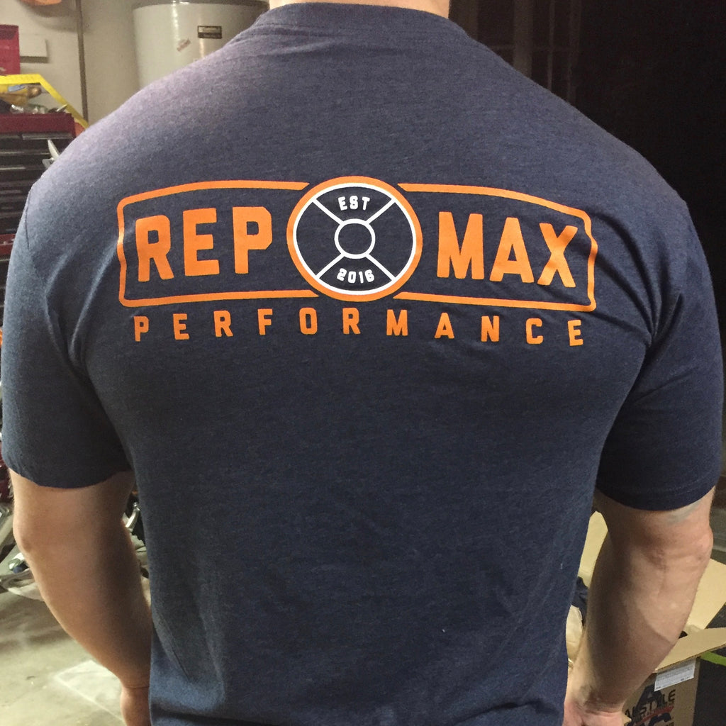 Rep Max Performance (blue)