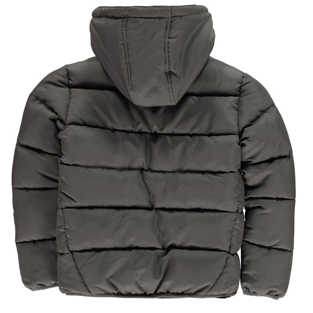 Size Small Everlast Woman's Hooded Down Jacket Black