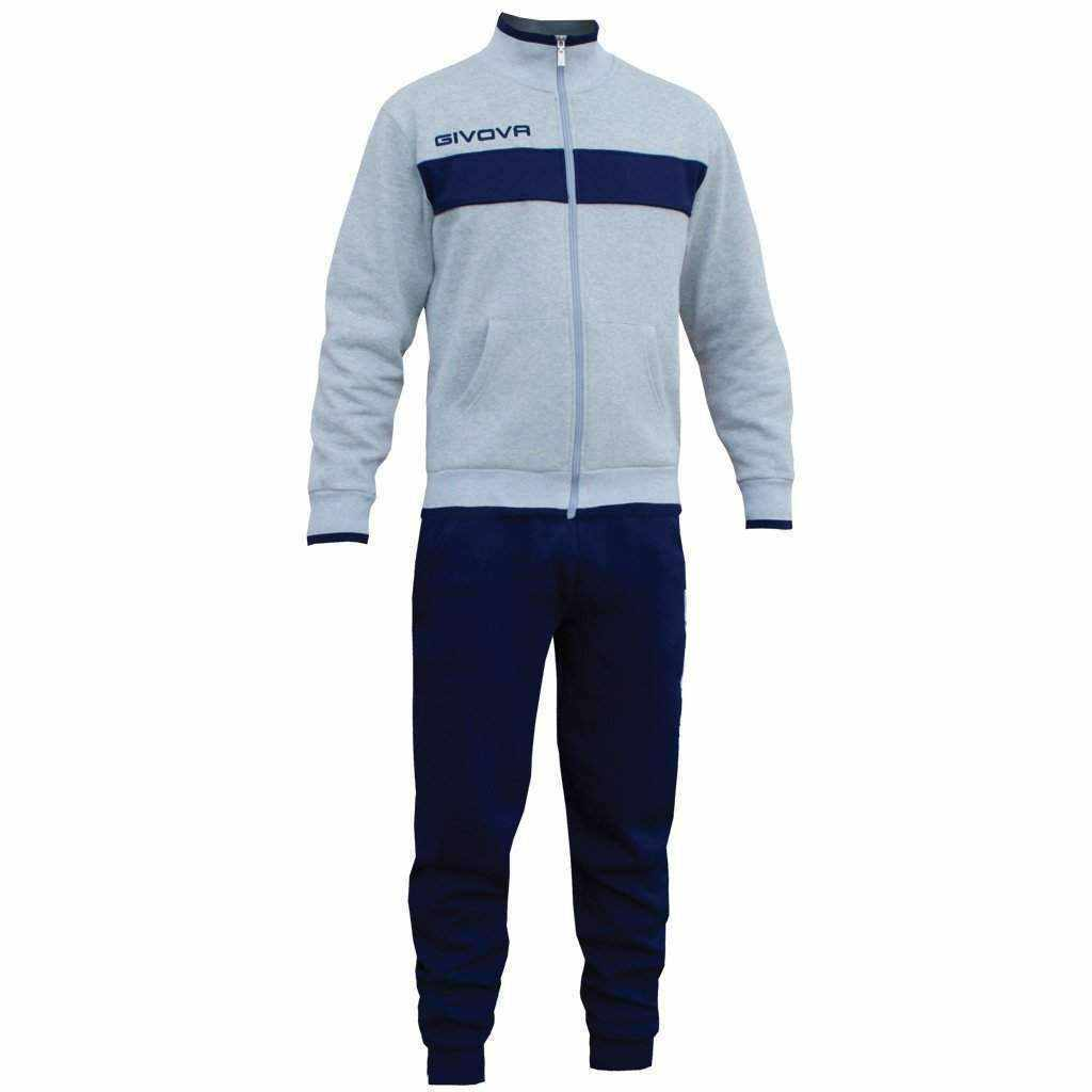 Terry Mens Givova Terry Tracksuit Men