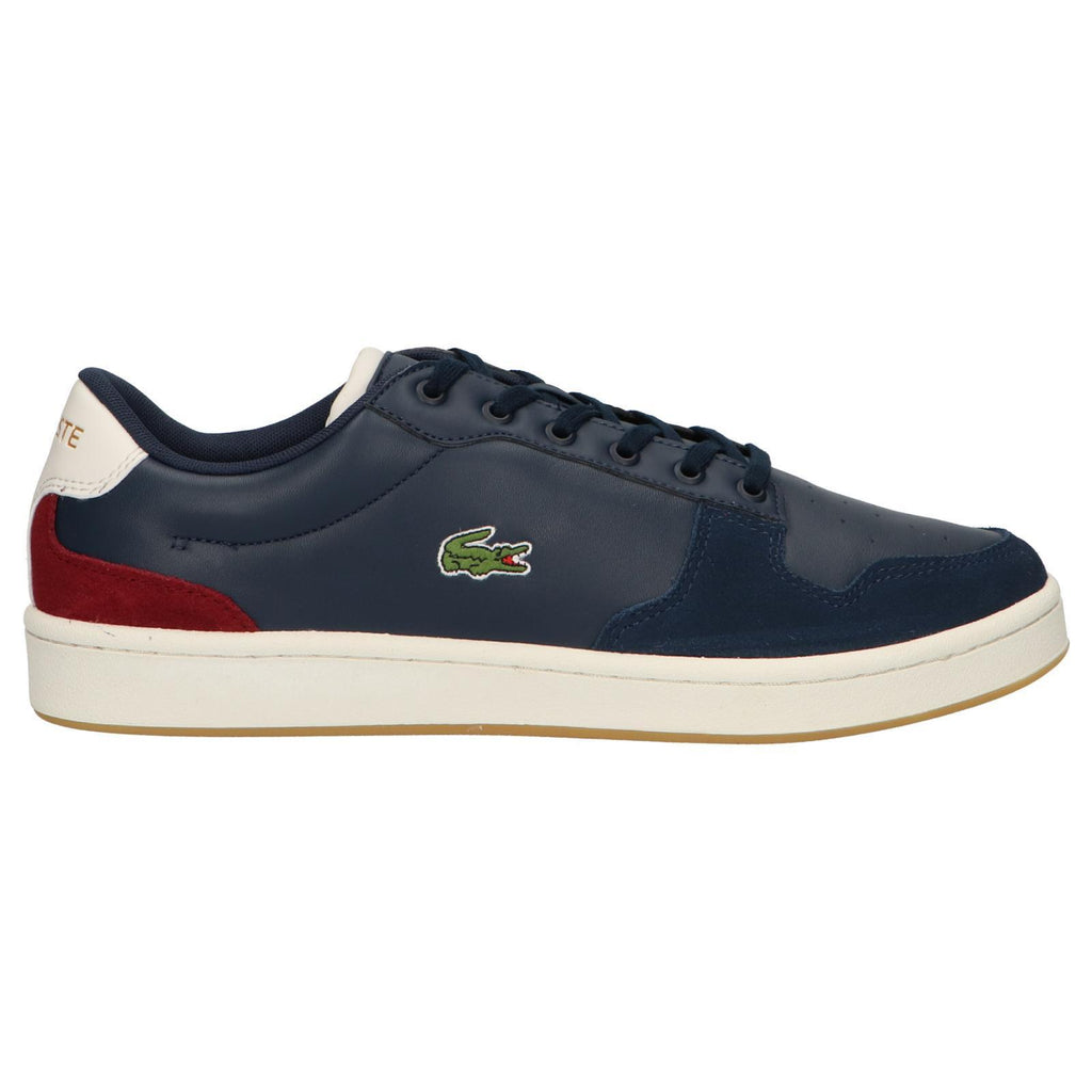 mens lacoste trainers grey - 60% OFF