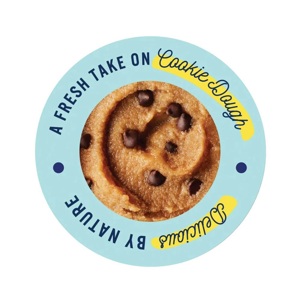 CHOCOLATE CHIP COOKIE DOUGH (12 PACK)