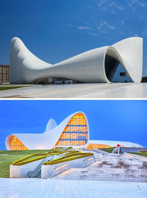 14 Fantastic Buildings That Take You to a Parallel Universe