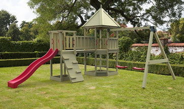 Slide and Swing Set | Your Little Monkey