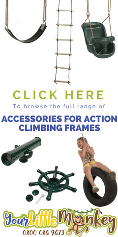 Garden Games Accessories for Action Climbing Frames