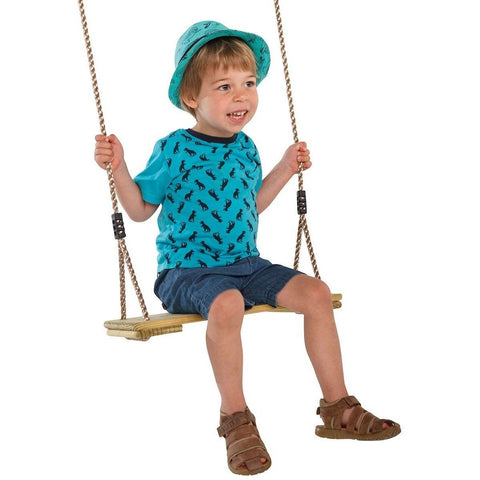 Blue Rabbit Pinewood Swing Seat - Your Little Monkey