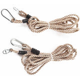 Garden Games Tree Swing Conversion Rope (pair) 5.5m PP K195942 Buy Online - Your Little Monkey