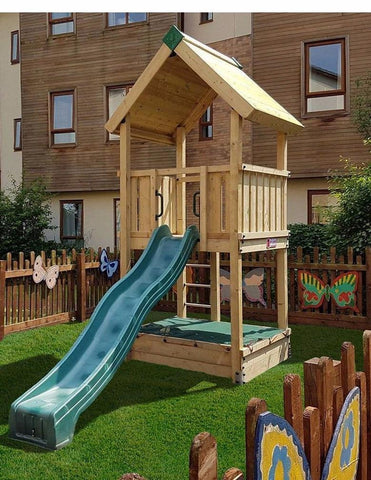 Hy-land (Hyland) Project 2 Climbing frame (HY-02) + FREE GIFT Buy Online - Your Little Monkey