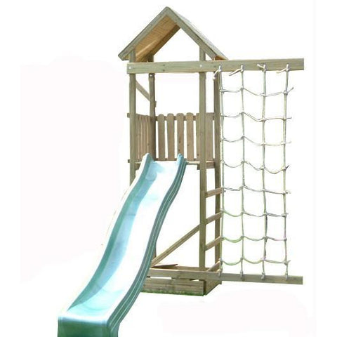 Action Arundel Single (No Swing) Climbing Frame (ATJE256) + FREE GIFT Buy Online - Your Little Monkey