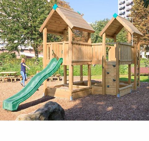 Hy-land (Hyland) Project 6 Climbing Frame (HY-06) Buy Online - Your Little Monkey