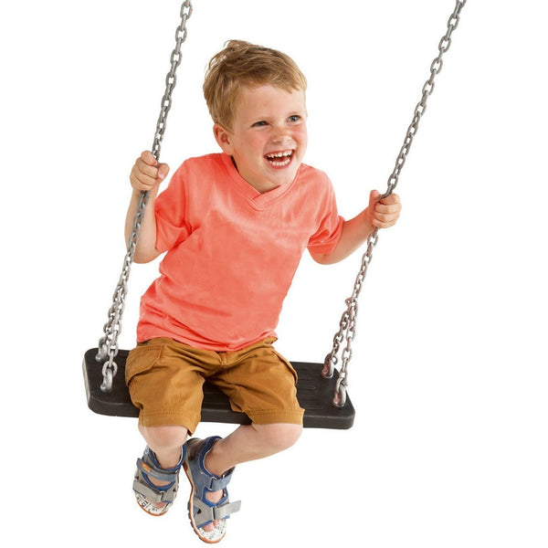 KBT Rubber Swing Seat with steel chains ATJE12356 Buy Online - Your Little Monkey