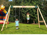 Hy-land (Hyland) Free standing swing + 2 swings Buy Online - Your Little Monkey