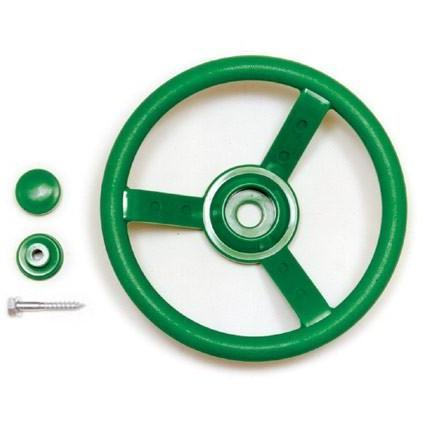 Garden Games steering Wheel (green), with fixings  ATJE5010 Buy Online - Your Little Monkey