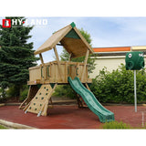 Hy-land (Hyland) Project Q3 Climbing frame (Q3) Buy Online - Your Little Monkey