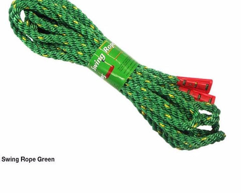 Jungle Gym Swing Rope Green 5m Accessory (501-530) Buy Online - Your Little Monkey