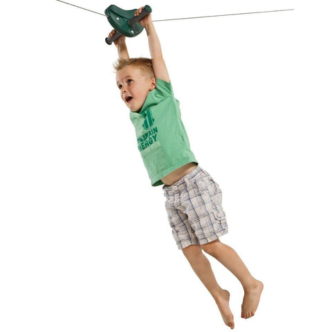 Blue Rabbit Zip Wire Para - Your Little Monkey
