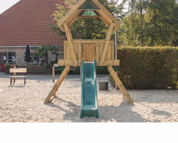 Hy-land (Hyland) Project Q2 Climbing frame (Q2) Buy Online - Your Little Monkey
