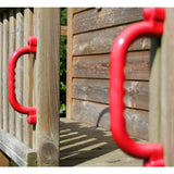 Garden Games Handles, Red Plastic, pair ATJEREP01 Buy Online - Your Little Monkey