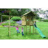 Action Gate Lodge No Lower Den Climbing Frame (ATJE475) + FREE GIFT Buy Online - Your Little Monkey