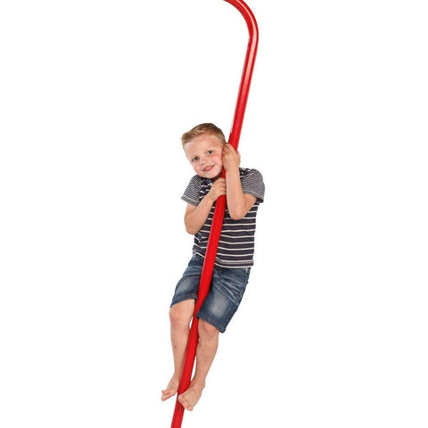 Blue Rabbit Fireman's Pole (Blue) - Your Little Monkey
