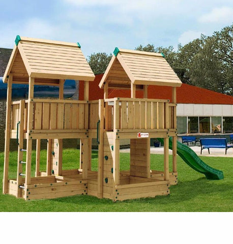 Hy-land (Hyland) Project 7 Climbing Frame (HY-07) Buy Online - Your Little Monkey