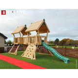 Hy-land (Hyland) Project Q4 Climbing frame (Q4) Buy Online - Your Little Monkey